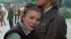 Star Wars 8: Prinzessin Leia verrät überraschenden Arbeitstitel