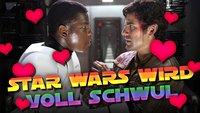 Star Wars wird voll schwul: Wie sich anti-homosexuelle Hater der Lächerlichkeit preisgeben - Ein Kommentar