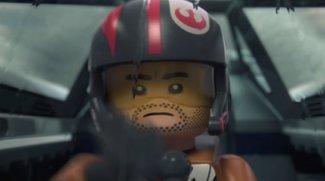 Star Wars 7 Prequel: Seht hier den ersten LEGO Star Wars Kurzfilm!
