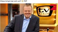 Stefan Raab tot nach Selbstmord: Meldung auf Facebook - Achtung Fake!
