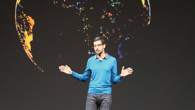 Apple vs. FBI: Google-Chef Pichai springt Tim Cook zur Seite