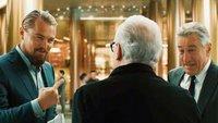 The Audition: Seht Leonardo DiCaprio VS Robert DeNiro in Scorsese-Video