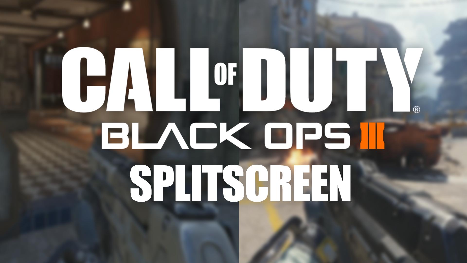 Call of Duty - Black Ops 3: So sieht der Splitscreen-Modus aus - und das  kann er!