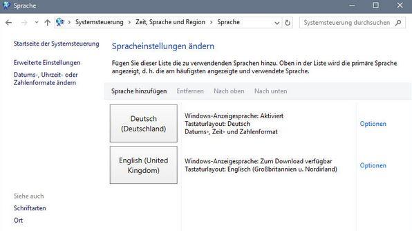 Windows englische tastatur umstellen aufsatz schreiben form