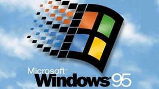 Windows 95: Das beste Betriebssystem der Welt jetzt auch im Browser nutzen