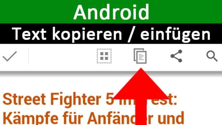 Android Kopieren