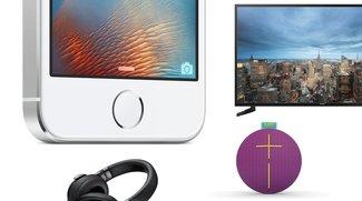 iPhone 5s für 379 Euro, Sony-Kopfhörer, Ultra-HD-TV von Samsung u.v.m. heute günstiger