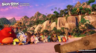 Angry Birds - Der Film: Synchro-Rolle gewinnen & zur Premiere nach Berlin