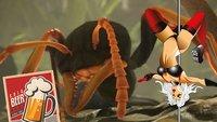 Lapdance statt Ameisen: Kickstarter-Geld für Ant Simulator fällt Stripclubs und Sauftouren zum Opfer
