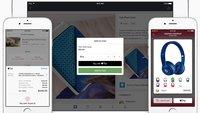 Apple Pay wird für Bezahlungen in Apps immer beliebter