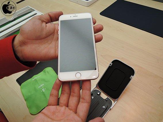 Japanische Apple Stores bieten professionelle Belkin-Schutzfolien-Anbringung