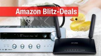Blitzangebote: Wasserdichter BT-Lautsprecher, AirPlay-Receiver, LTE-Router u.v.m. nur heute billiger