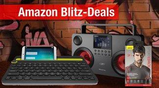 Blitzangebote: Rabatte auf Heimkino-Geräte, Bluetooth Boombox, Headset, Tastatur u.v.m.