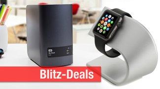 Blitzangebote: Apple-Watch-Zubehör, NAS, 27-Zoll-Monitor, Full-HD-Beamer u.v.m. heute zum Bestpreis