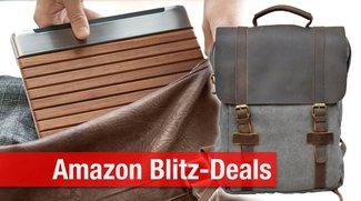 Blitzangebote: SSD, MacBook-Rucksack, Holz-SmartCover u.v.m. nur heute zum Bestpreis