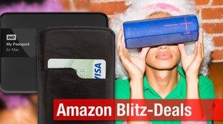 Blitzangebote: Mac-Festplatte, Echtleder fürs iPhone 6/6s, wasserdichter UE Megaboom BT-Lautsprecher u.v.m. billiger