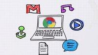 Chrome OS: Das Browser-basierte Betriebssystem von Google