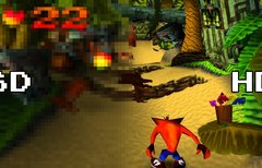 Crash Bandicoot: Remastered...