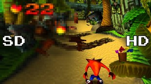 Crash Bandicoot: Remastered Edition für den Beuteldachs?