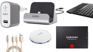 Blitzangebote: Externe Akkus, interne SSDs, Ladezubehör u.v.m. heute günstiger