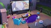 Die Sims 4 - Heimkino-Accessoires: Neue Erweiterung für die Simulation