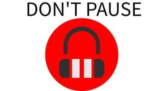 Don't Pause: Android-App stoppt Benachrichtigungstöne, während Musik läuft