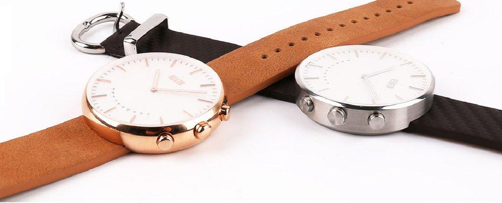 Elephone W2: Pseudo-Smartwatch mit analogem Ziffernblatt für 79 US-Dollar