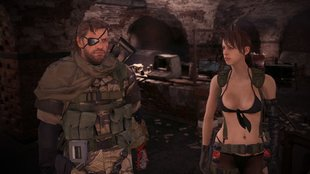 Fallout 4: Diese Mod holt euch Quiet und Big Boss ins Commonwealth