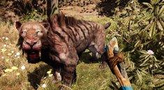 Far Cry Primal: Blutfang-Säbelzahn zähmen - Video mit Walkthrough