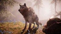 Far Cry Primal: Schneeblut-Wolf zähmen - Video mit Walkthrough