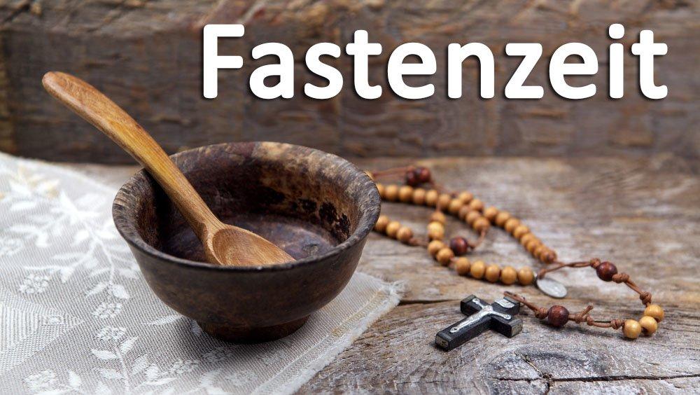 Fastenzeit Der Christen