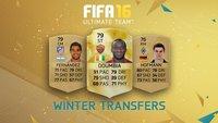 FIFA 16 Winter-Tranfers im Überblick: Spielerwechsel-Update