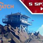 Spiele wie Firewatch: 5 großartige Alternativen zum narrativen Abenteuer