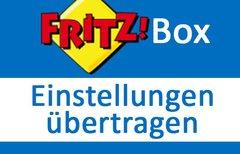 Fritzbox: Einstellungen...