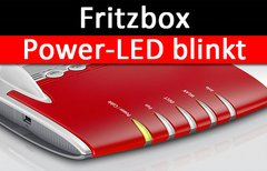 Fritzbox: Power oder Info...