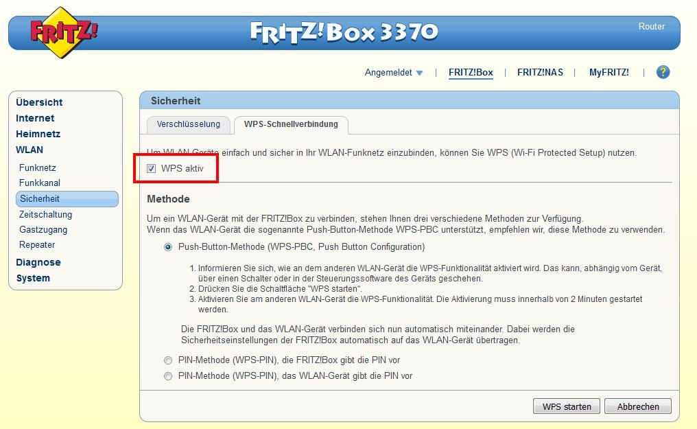 Fritz!Box Mythen