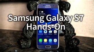 Samsung Galaxy S7 im Hands-On-Video: Unser erster Eindruck vom Flaggschiff
