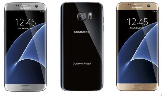 Samsung Galaxy S7 (edge): Zahlreiche neue Bilder durchgesickert