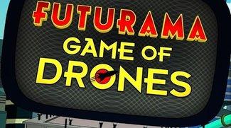 Game of Drones: Futurama App