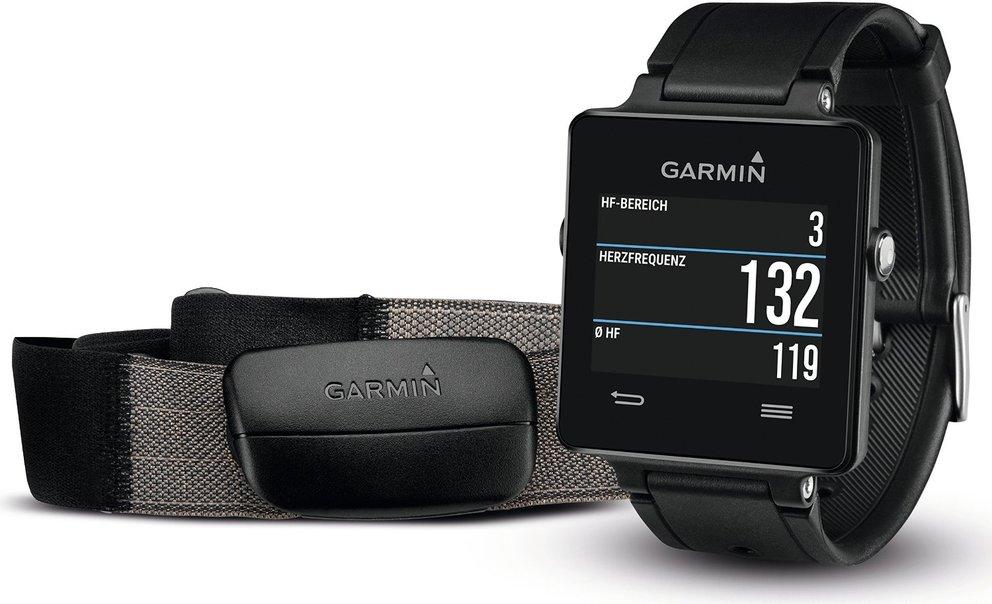 Garmin Vivoactive Test Die Gps Uhr Mit Smartwatch Ambitionen Giga