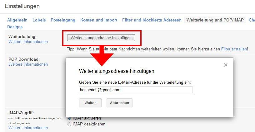 Gmail Adresse ändern So Gehts