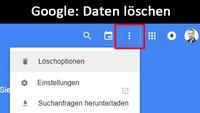 Google: Daten löschen – So geht's