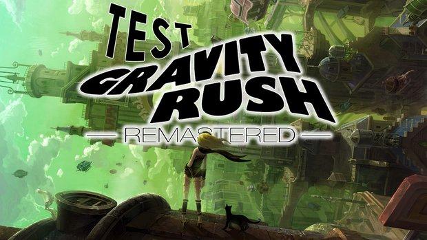 Gravity Rush Remastered Test: Defying Gravity - again!