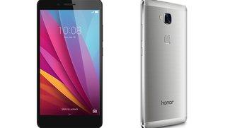 Honor 5X: Release, Bilder, technische Daten
