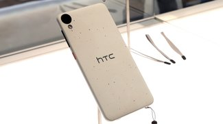 HTC Desire 825: Einsteiger-Phablet im Hands-On-Video