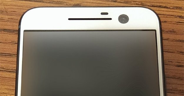HTC One M10: Neues Foto zeigt weißes Modell und iPhone-Ähnlichkeit