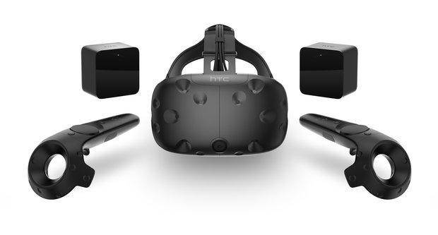 HTC Vive: VR-Brille jetzt vorbestellbar, Lieferung im April, hoher Preis [Update]