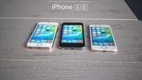 iPhone SE: Designer illustriert die aktuellen Varianten