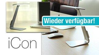 Die Tischlampe für den Apple-Nutzer: iCon (Fundstück)