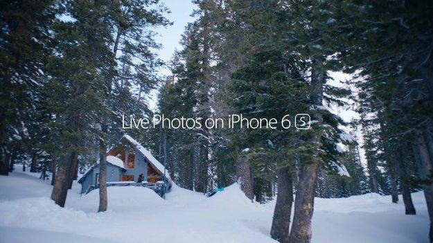 iPhone 6s: Zwei neue Werbespots zeigen Live Photos und 3D Touch